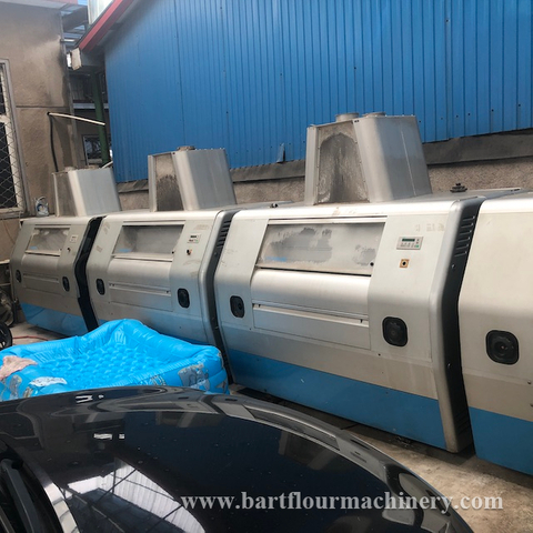 GBS SYNTH Roller Mills250/1000