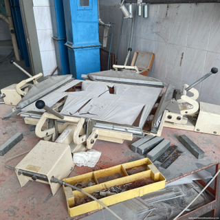 Used Sefar Stretching Systems
